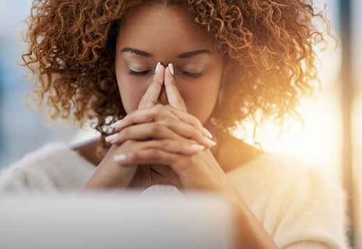 Chronic Stress Puts Your Hormones At Risk